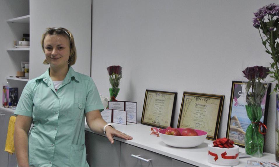 массажист в Екатеринбурге Кристина Степанцова